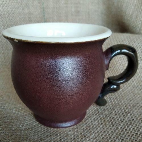 Чашка кофейная керамическая «Клубнички»